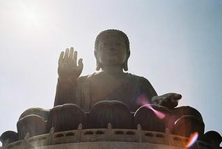 Tian Tan Giant Buddha
