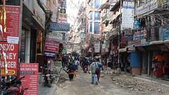 The streets of Kathmandu (posterboy2007) Tags: kathmandu nepal street outdoors