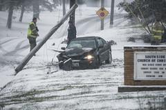 6A6A9275 LR (davidyouhas) Tags: snow crash power line electricity weather ice slippery car vehicle christmas eve danville illinois