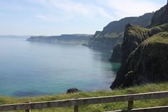IMG_3734 (avsfan1321) Tags: ireland northernireland unitedkingdom uk countyantrim ballycastle carrickarede carrickarederopebridge nationaltrust landscape green blue ocean atlanticocean