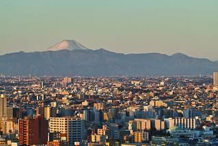 Mt.Fuji from Osaki