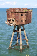 "Red Sands Sea Forts • <a style=""font-size:0.8em;"" href=""http://www.flickr.com/photos/37726737@N02/25557313808/"" target=""_blank"">View on Flickr</a>"