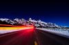 Light Trails (rsmacg) Tags: grandtetonnationalpark wyoming jacksonhole jacksonwy tetons grandteton night