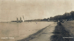 Winnipeg Beach 18 (vintage.winnipeg) Tags: winnipeg manitoba canada history historic vintage winnipegbeach beach