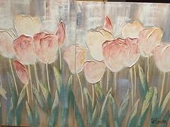lee reynolds (timp37) Tags: flowers painting lee reynolds tulips
