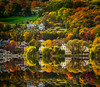 Reflexions of uncertain times ... (max tuta noronha) Tags: fall westpoint rgb goldentrees outono autumn autumninny