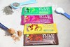 tofu Diaries2 (OrganicoRealfoods) Tags: wt tofudiaries berriesseeds coconutchia nutsseeds cacaoalmond bar