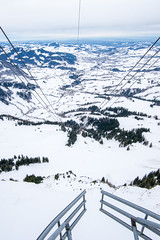 Appenzell: Down there (3/4) (jaeschol) Tags: brülisau europa hohekasten kantonappenzellinnerrhoden kontinent schweiz suisse switzerland altstätten sanktgallen ch