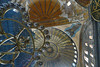 Istanbul - Ayasofya chandelier domes (raluistro) Tags: istanbul europe asia ayasofya hagiasofia museum