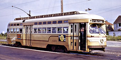 CLEVELAND 4201 (brossel 8260) Tags: etatsunis tram pcc streetcar