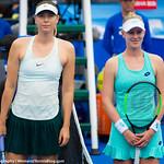 Maria Sharapova, Alison Riske