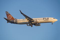 Fiji Airways | B737-800 | DQ-FJH (Anthony Kernich Photo) Tags: b737800 b737 boeing737 boeing airplane aircraft airplanepicture airplanephotograph airplanephoto adelaide adelaideairport plane aviation jet olympusem10 olympus olympusomd commercialaviation planespotting planespot 737800 aeroplane flight flying airline airliner kadl kpad adl airport raw boeing737800 737 livery dqfjh fijiairways goldenhour