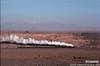 2017/12/31 JS8225 Sandaoling (Pocahontas®) Tags: js8228 steamlocomotive locomotive railroad rail steam engine train xinjiang coalmine mine pit film kodak ektar100