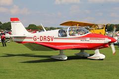 G-DRSV (GH@BHD) Tags: gdrsv jodel dr315 petitprince jodeldr315petitprince laa laarally laarally2017 sywellairfield sywell aircraft aviation