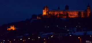 Festung Marienberg und das Käppele