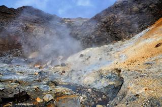 Zone géothermique de Krýsuvík - Seltún