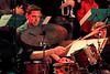 Toon Van Dionant (ds) Jazz Station Big Band, Centre culturel d'Ans-Alleur, vendredi 03/11/2017. (claude lina) Tags: claudelina belgium belgique belgïe musique musicien concert ans alleur centrecultureldalleur jazz bigband jazzstationbigband toonvandionant drums batterie