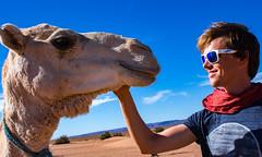 Sahara Desert (Nicholas A. Becker) Tags: mhamid morocco