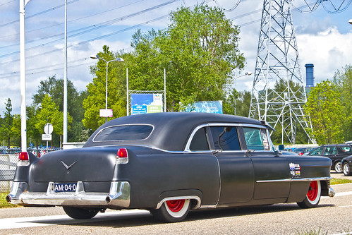 Cadillac Series 75 Fleetwood Sedan 1954 (1088)