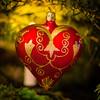 Frohe Weihnachten (junghahn24) Tags: olympusomdem5 olympusdigitalcamera tanne christmaslights herz weihnachten dekoration olympus xmas christmas holiday weihnachtsbaum berlin deutschland