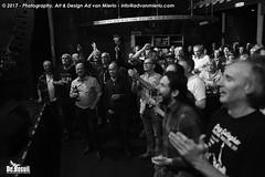 2017 Bosuil-Het publiek bij Joost de Lange en Band Of Friends 15-ZW