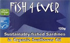 FE008 Whole sardines in sunflower oil (OrganicoRealfoods) Tags: fish brandbank sunfloweroil uk