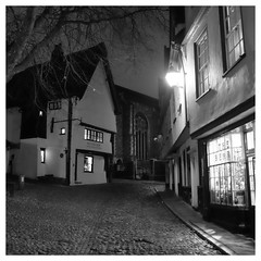A night in Norwich (England) (mibric) Tags:
