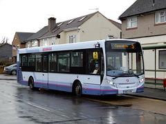 First Berkshire 44531 - SN62 AZW (Berkshire Bus Pics) Tags: first berkshire 44531 sn62azw alexander dennis enviro 200 cippenham slough