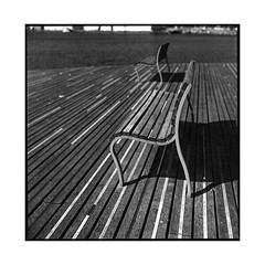 benches • le havre, normandy • 2017 (lem's) Tags: benches bancs bassin port le havre normandy normandie zenza bronica