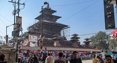 Restoration work on Durbar Square (rosskevin756) Tags: nikon d850 nepal durbar square kathmandu