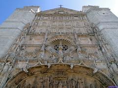 Valladolid (santiagolopezpastor) Tags: espagne españa spain castilla castillayleón valladolid provinciadevalladolid plateresco plateresque medieval middleages convent iglesia church