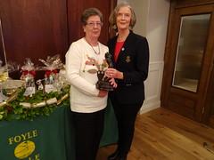 Annual Prize Presentation Liz Horshi Trophy
