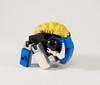 Corpus Rahkshi - Haru and Tear (0nuku) Tags: bionicle lego kraata corpusrahkshi adaptation rahi hapaka dog elephant toy