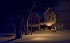 Maine-2017_199 (snlsn) Tags: baysidemaine midcoastmaine offseason winter snow cold night streetlight
