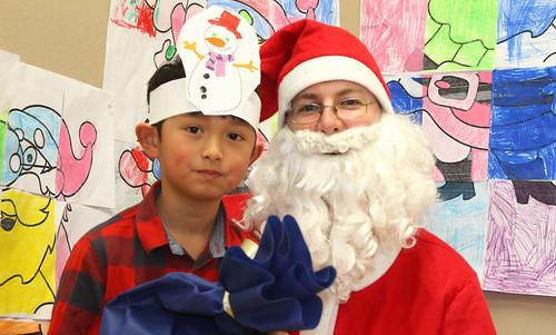 Kazuki & Santa 3