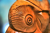 Owls Eye - Redux 2017--My Favorite Theme of the Year (jwal900) Tags: macromondays redux 2017my favorite theme art craft bird owl wood carving