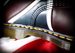 Union Jack Pascal Dr Martens. . . (CWhatPhotos) Tags: cwhatphotos art artistic photographs photograph pics pictures pic picture image images foto fotos photography that have which contain view olympus tg4 tough macro visual dm dms docs dr marten martens boot boots cool doc airwair yellow stitching color colour colours colors 1460 8 hole iconic union jack flag great briton laces laced lace red blue redblueandwhite foot wear pascal new styles style
