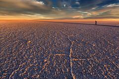 Veins (yan08865) Tags: sunset sky landscape pavlis ocean mountain depth bolivia infinity beach sand print potosi salar de uyuni altiplano chile travel nature earth remote solo light colors end sea supershot