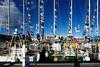 20180101-28-Sydney to Hobart yacht fleet (Roger T Wong) Tags: 2018 australia hobart rogertwong sel1635z sony1635 sonya7ii sonyalpha7ii sonyfe1635mmf4zaosscarlzeissvariotessart sonyilce7m2 sydneytohobart tasmania boats flags fleet marina pier yachts