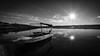Lonely (Cortez_CRO) Tags: pier riverbank jetty dusk lake sunset reflection river dawn twilight water sunrise sea more jadran jadransko adriatic boat star croatia hrvatska 2017 ngc