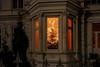 Holy night (Elbmaedchen) Tags: weihnachten christmas weihnachtsbaum christmastree licht gemütlich hyggeleg fenster window dunkelheit romantisch holynight stillenacht