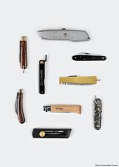 KNIVES (Katsushige Bon Terada) Tags: japaneseknife germanknife swissknife americanknife knife knives tools foldingknife outdoortools crafts