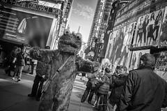 42nd Street _R002576 (keithbgoldstein) Tags: 42ndstreet timessquare newyorkcity blackwhitephotos ricohgr street streetphotography streetlife streetcandid