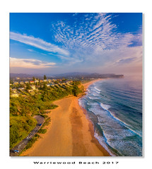 Northern Beaches of Sydney (B3nny2099) Tags: dji mavic aerials aerial surfing warriewood newsouthwales australia au