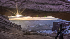 Mesa Arch after sun rise (j.yun.2832) Tags: moab utah 미국 us mesaarch canyonlands