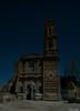 Belchite Viejo 9 (Cristina Ovede) Tags: torre cielo arquitectura edificio belchite stars estrellas sky noche night largaexposición longexposure