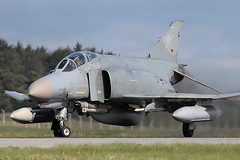 "McDonnell-Douglas F-4F 37+26 JG71 ""Richthofen"" (Mark McEwan) Tags: mcdonnelldouglas f4 f4f phantom spook 3726 jg71 jagdgeschwader71 luftwaffe germanairforce neptunewarrior neptunewarrior071 fighter aviation aircraft airplane airdefence military raflossiemouth lossiemouth scotland richthofen"