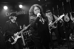 カルメンマキ & OZ Special Session at Crawdaddy Club, Tokyo, 07 Jan 2018 -00091