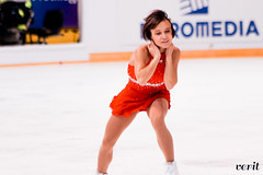 Liubov Ilyushechkina (asveri) Tags: figureskating isufigureskating skating practice gpfrance grandprix ifp2017 internationauxdefrance