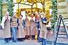 2017-12-08   Bruxelles - Le personnel Neuhaus- Chocolatier - Galerie du Roi 5 (P.K. - Paris) Tags: people candid street christmas xmas noël weihnachten brussel bruselas ברוסאַלז брюссель 布魯塞爾 ブリュッセル